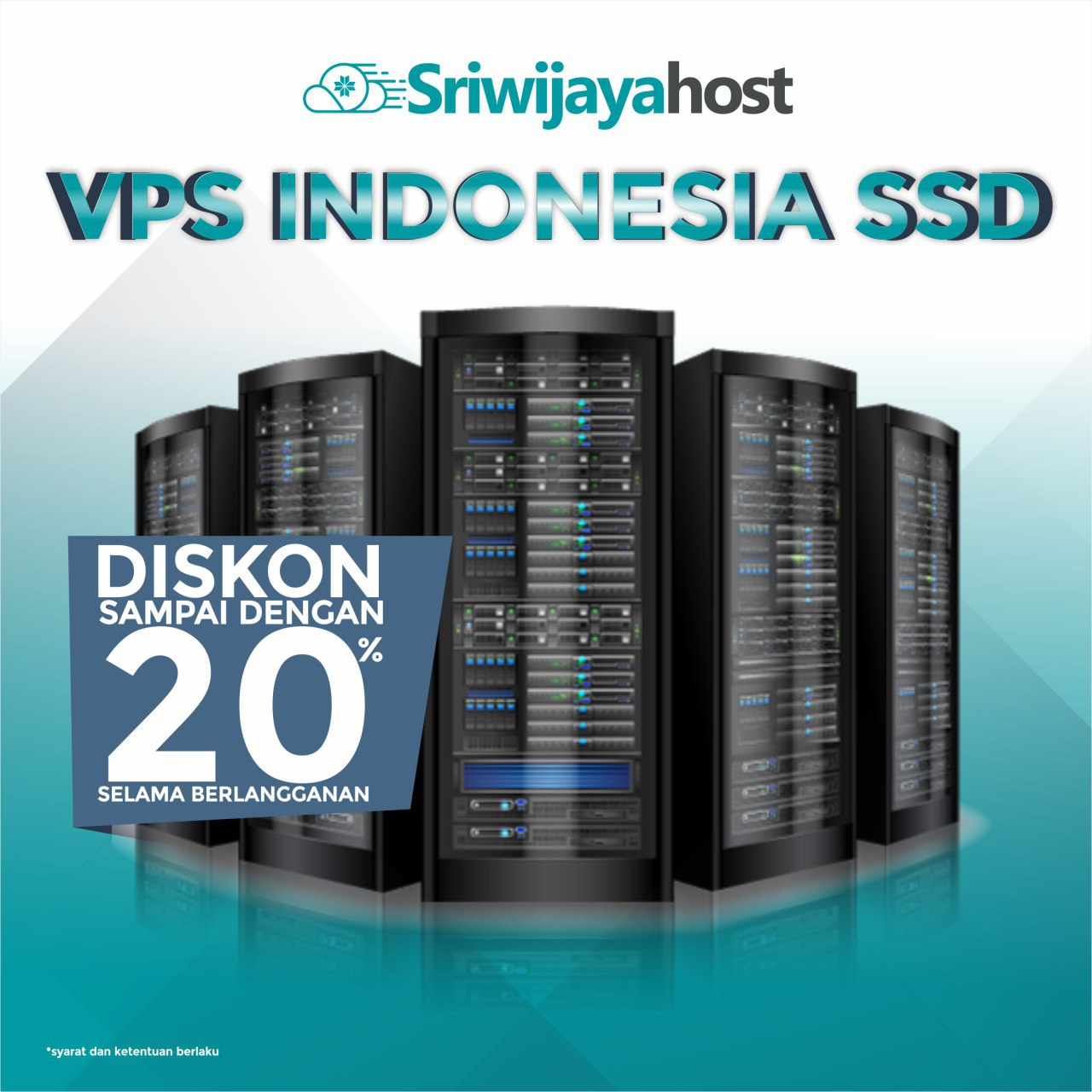Promo VPS Indonesia SSD
