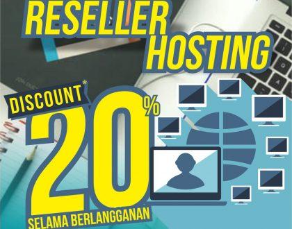 Promo Reseller Hosting