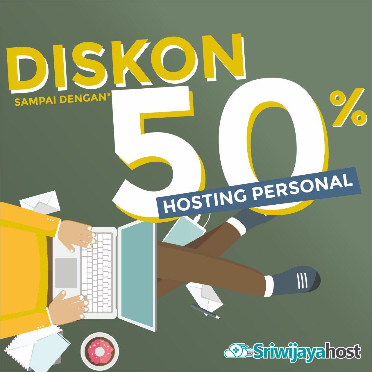 Promo Hosting Personal