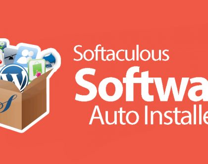 Softaculous – Software Auto Installer